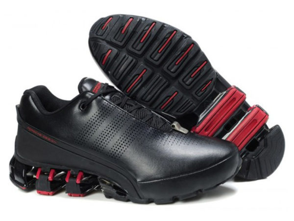 Adidas Porsche Design Sport P5000 черные с красным (40-45)