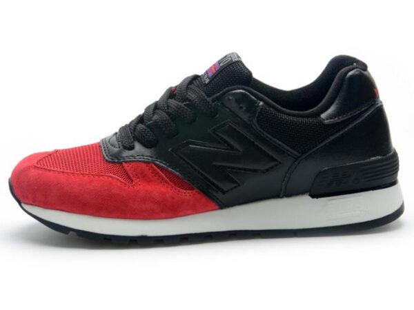 New Balance 670 красно-черные (40-44)