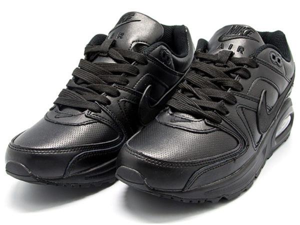 Кроссовки Nike Air Max 90 Skyline черные