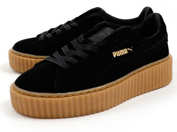 Puma by Rihanna Creeper черные (35-40)