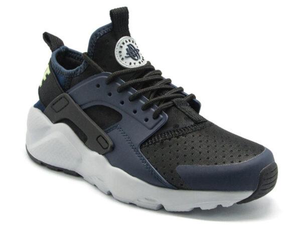 Nike Air Huarache Ultra темно-синие с черным (40-46)