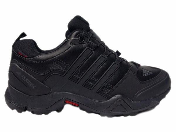 Зимние Adidas Terrex Traxion Low черные