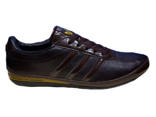 Adidas Porsche Design S3 Leather шоколадные
