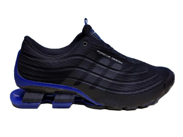 Adidas Porsche Design Sport Limited Edition 500 черные с синим (40-45)