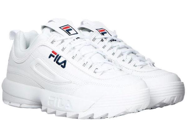 Fila Disruptor 2 белые (35-45)