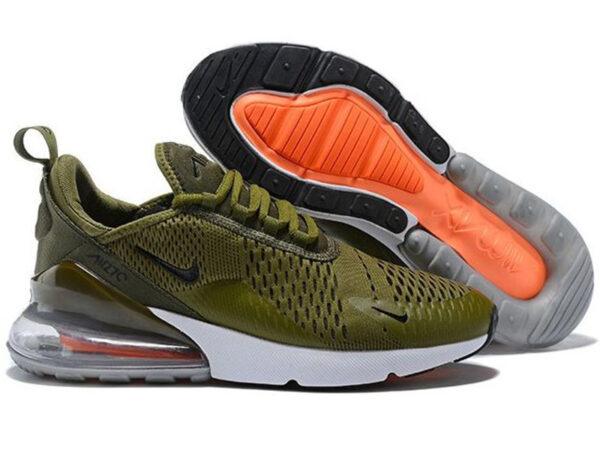 Nike Air Max 270 зеленые (40-45)