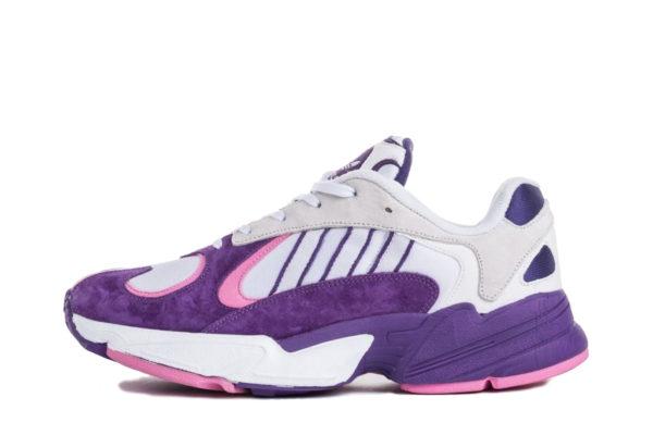 Кроссовки Аdidas Originals Yung-1 фиолетовые (35-39)