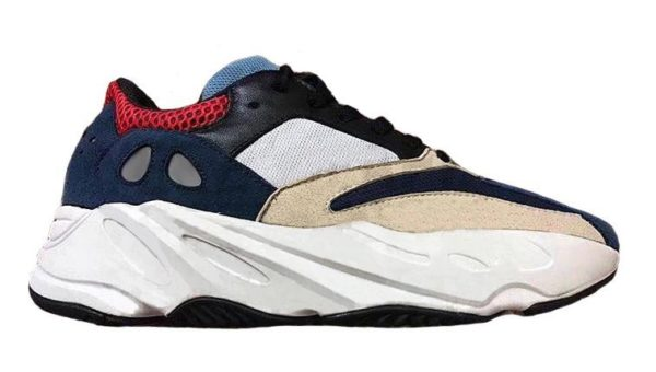 Adidas Yeezy Boost 700 blue синие (35-44)