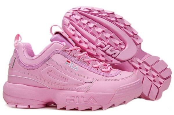 Fila Disruptor 2 pink розовые (35-39)