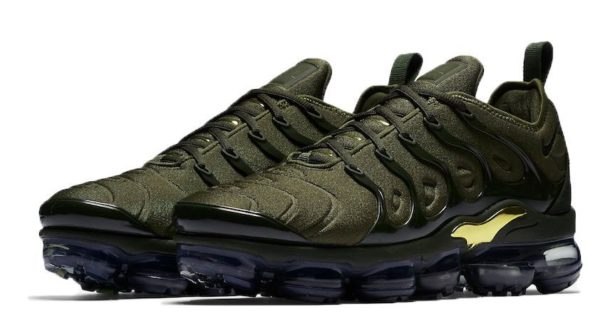 Nike Air VaporMax Plus green зеленые 40-44