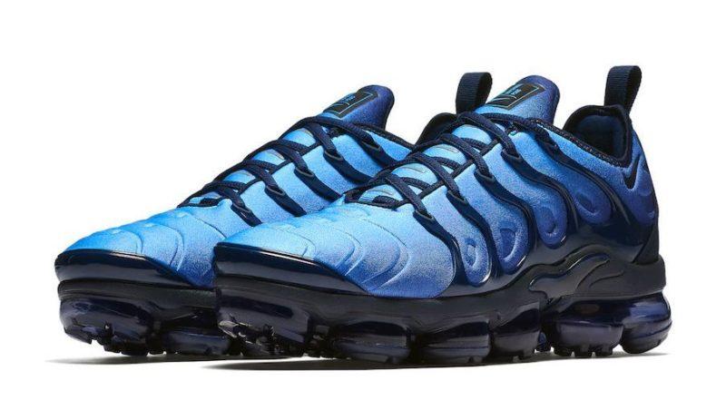 Nike Air VaporMax Plus blue синие 40-44