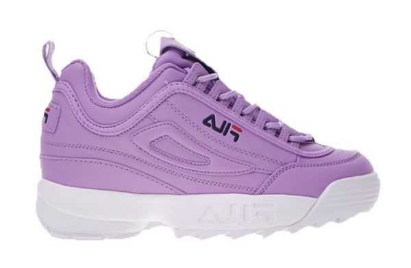 Fila Disruptor 2 purple фиолетовые (35-39)