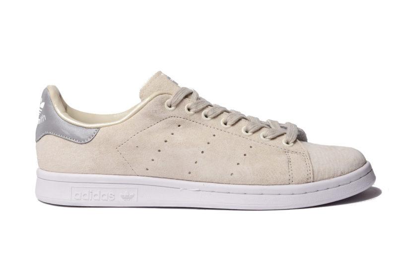 Adidas Stan Smith серые замша (40-45)
