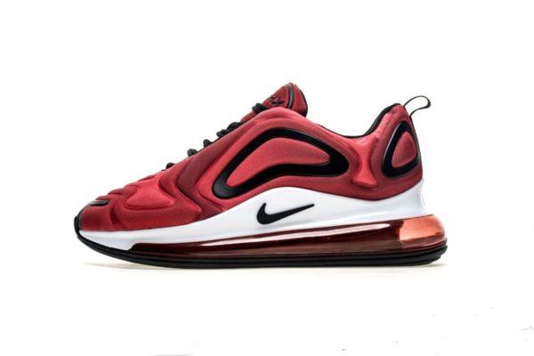 Nike Air Max 720 Red красные (40-44)