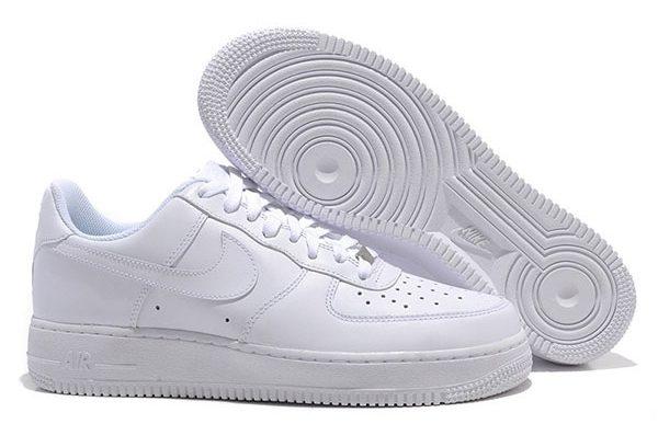 Кроссовки Nike Air Force 1 low белые (35-45)