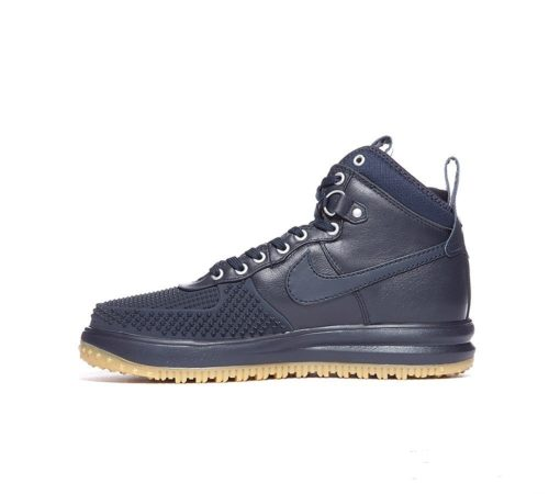 Nike Air Force 1 Lunar Duckboot Blue синие (40-45)