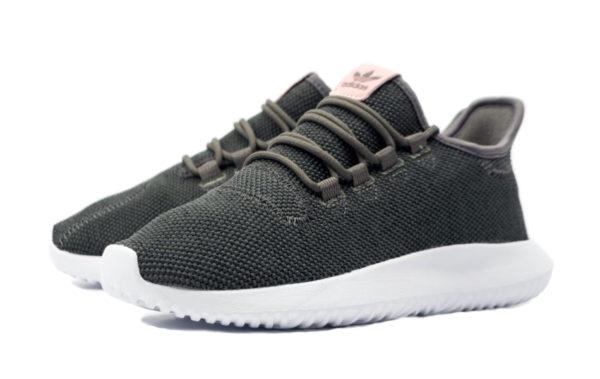 Кроссовки хаки Adidas