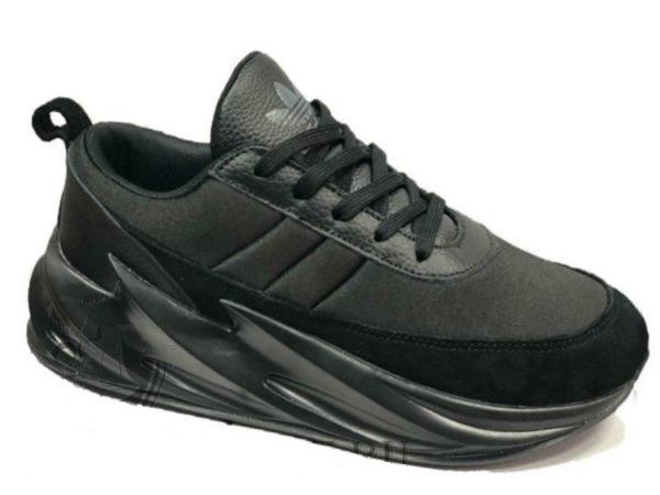 Кроссовки Adidas Sharks черные (35-44)