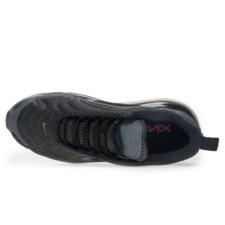 Nike Air Max 720 Black-Red черные с красным (35-44)