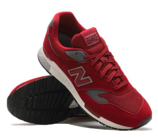 New Balance 840 бордовые (40-44)
