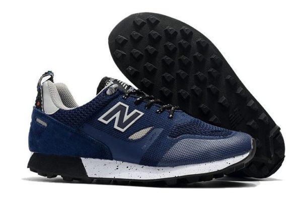 New Balance Trailbuster темно-синие (36-39)