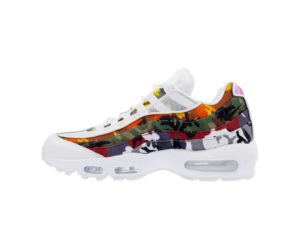 Nike Air Max 95 95 erdl party белые (35-39)