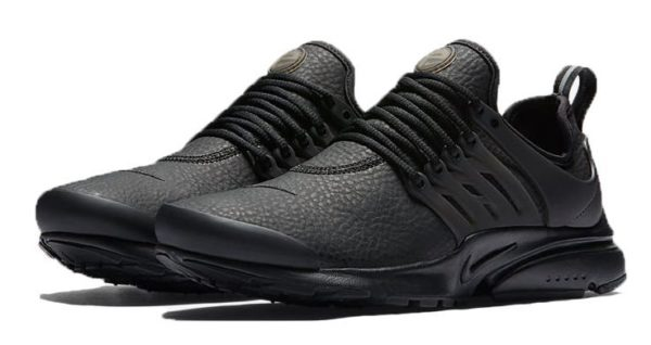 Nike Air Presto Premium черные (40-45)
