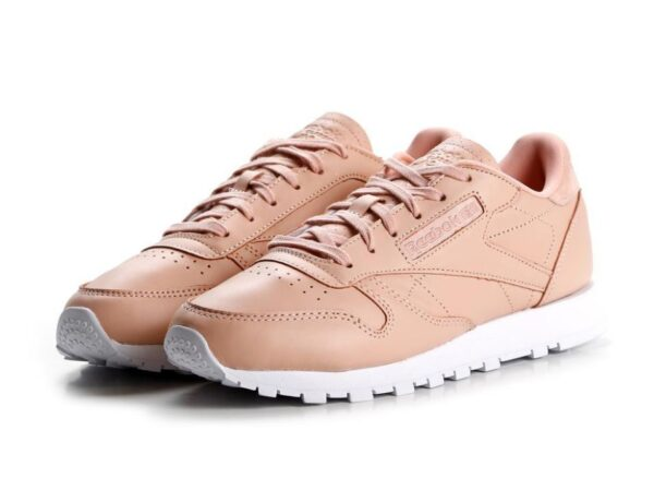 Reebok Classic Leather розовые (35-39)