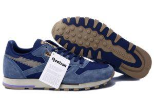 Reebok Classic Leather Utility (light blue) (39-44)