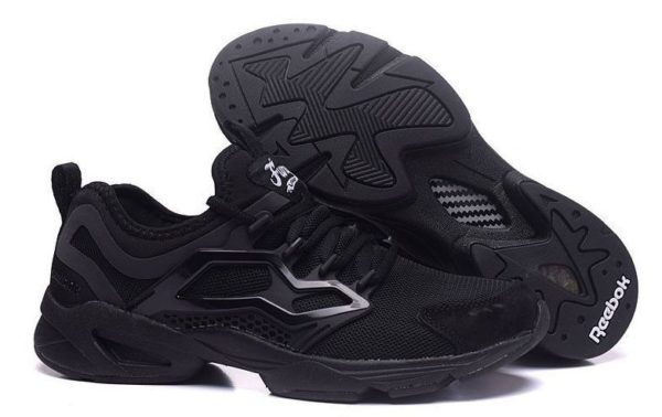 Reebok Fury Adapt черные (40-45)