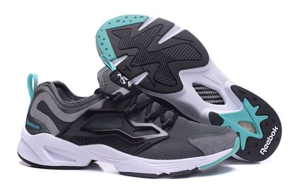Reebok Fury Adapt серые (40-45)