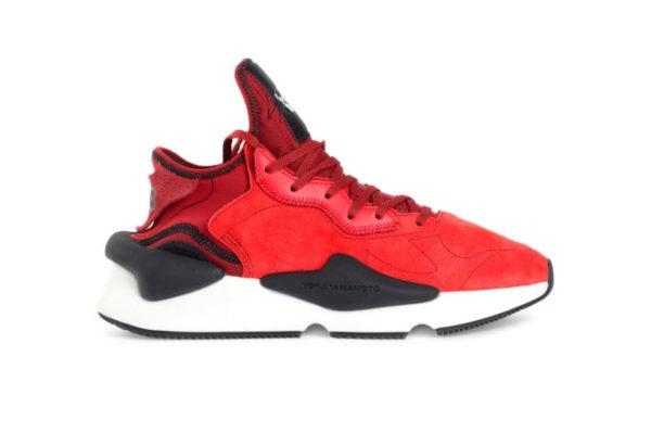 Adidas Y-3 красные 41-44