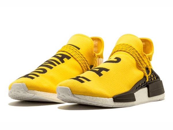 Adidas NMD Human Race желтые (40-44)