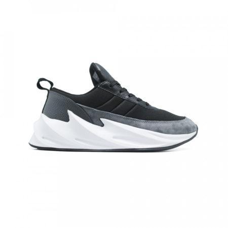 Кроссовки Adidas Sharks черно-серые (35-44)