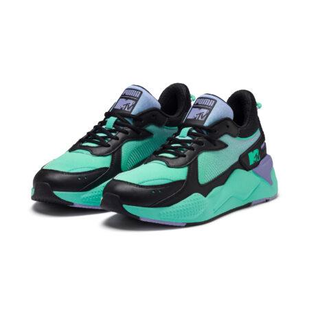 Фиолетовые кроссовки Puma