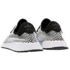 Adidas Deerupt Runner бело-черные (35-44)