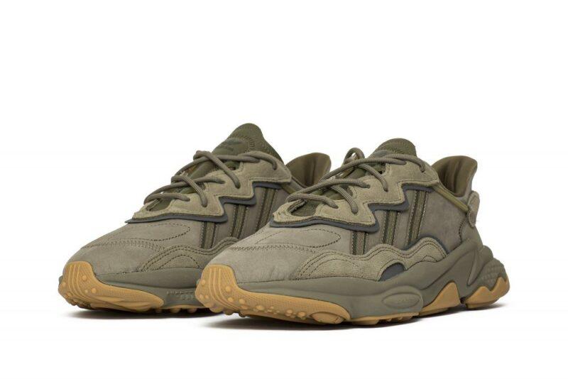 Adidas Ozweego Raf Simons x коричневые (40-44)