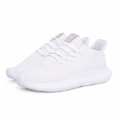 Adidas Tubular Shadow Knit белые (40-44)