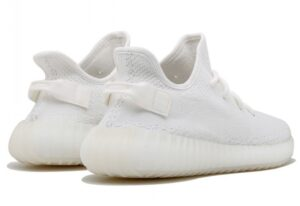 Adidas Yeezy Boost 350 V2 Static белые (45-47)