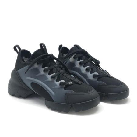 Dior D-Connect черные (35-39)