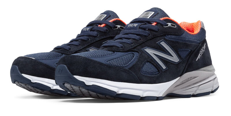 New Balance 990 синие (40-44)