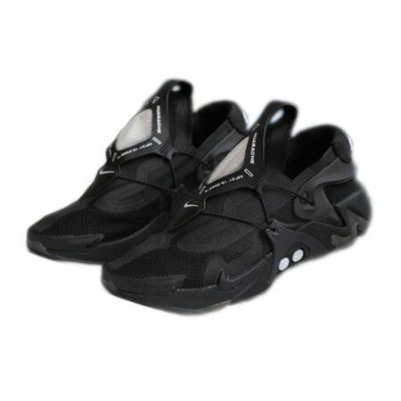 Nike Adapt Huarache черные мужские (40-44)