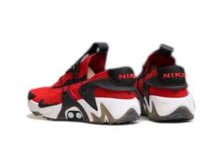 Nike Adapt Huarache красные с черным (40-44)
