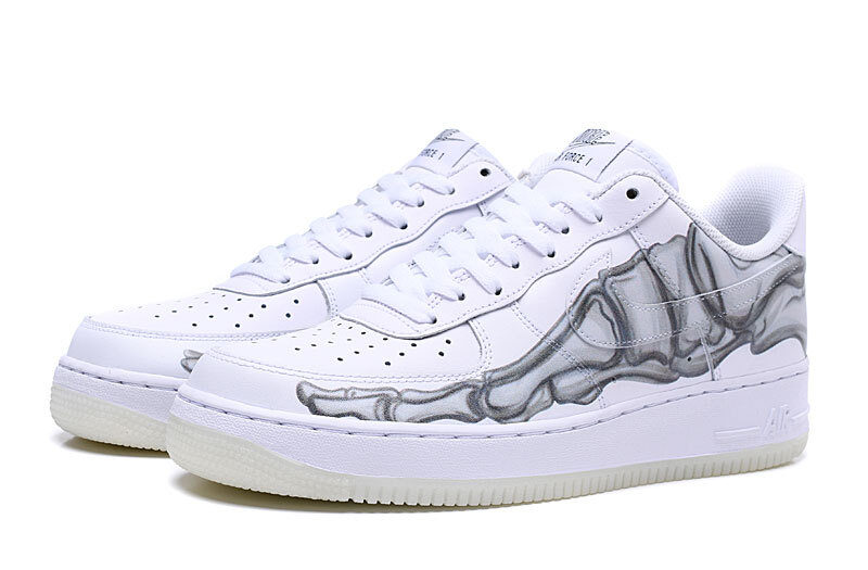 Nike Air Force 1 LV8 белые-скелет (35-44)