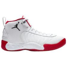 Nike Air Jordan Jumpman Pro белые с красным (40-44)