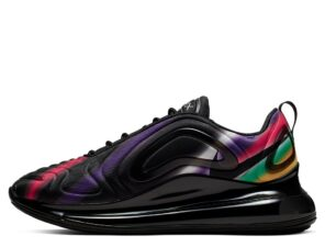 Nike Air Max 720 черные-разноцветные (35-44)