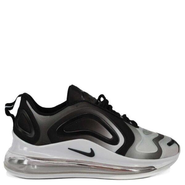 Nike Air Max 720 черные с серым (40-44)