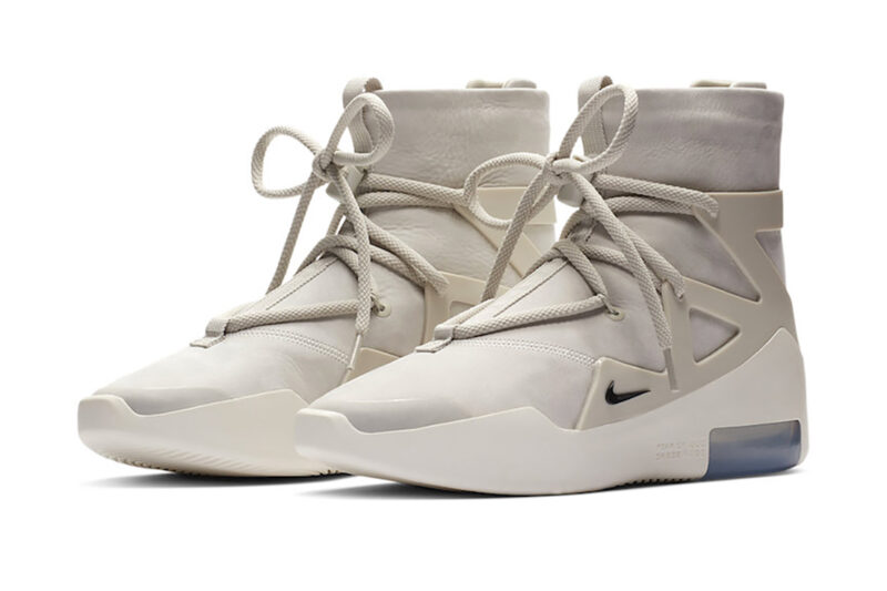"Nike Air Shoot Around ""Fear of God""  белые (40-44)"