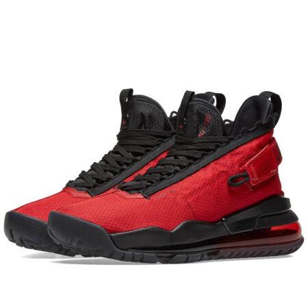 Nike Jordan Proto-Max 720 красные с черным мужские (40-45)