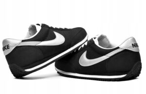 Nike Tailwind бело-черные (40-44)